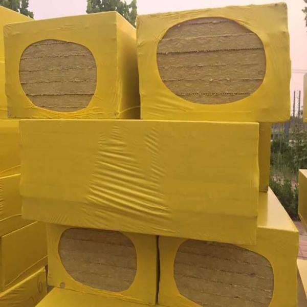 外墙岩棉板是一款新功能外墙板材