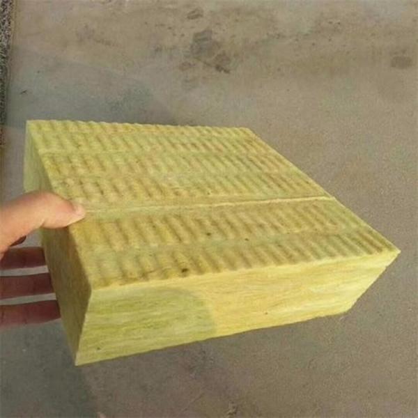 外墙岩棉板保温施工方案及控制措施研究