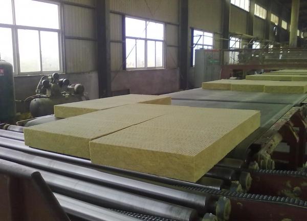 兰考县憎水岩棉板