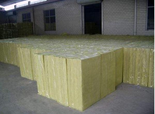 保温隔热岩棉板
