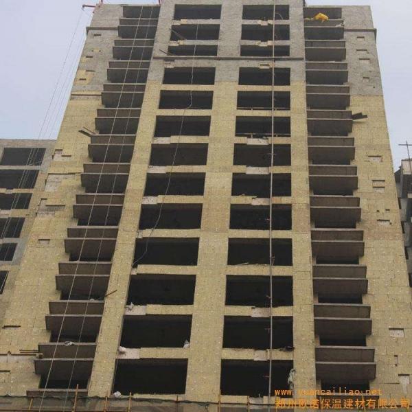 建筑用岩棉板特点